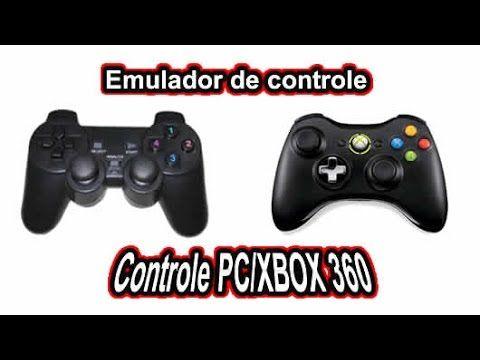 Como Emular um Controle de PC Para XBOX 360