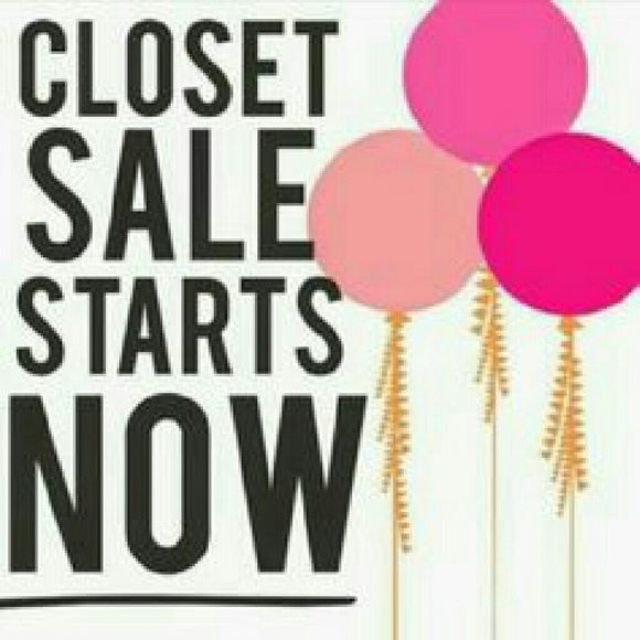 SAT - MONDAY 30% off 3 or more items. Memorial Week-end Sale!!  Making room for New stuff... offers excepted!! Other