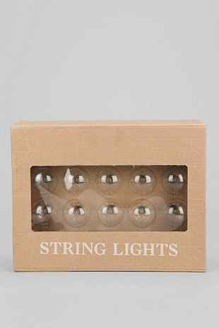 Globe String Lights - Urban Outfitters