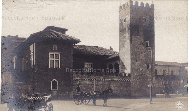 Piazza Sonnino 1925