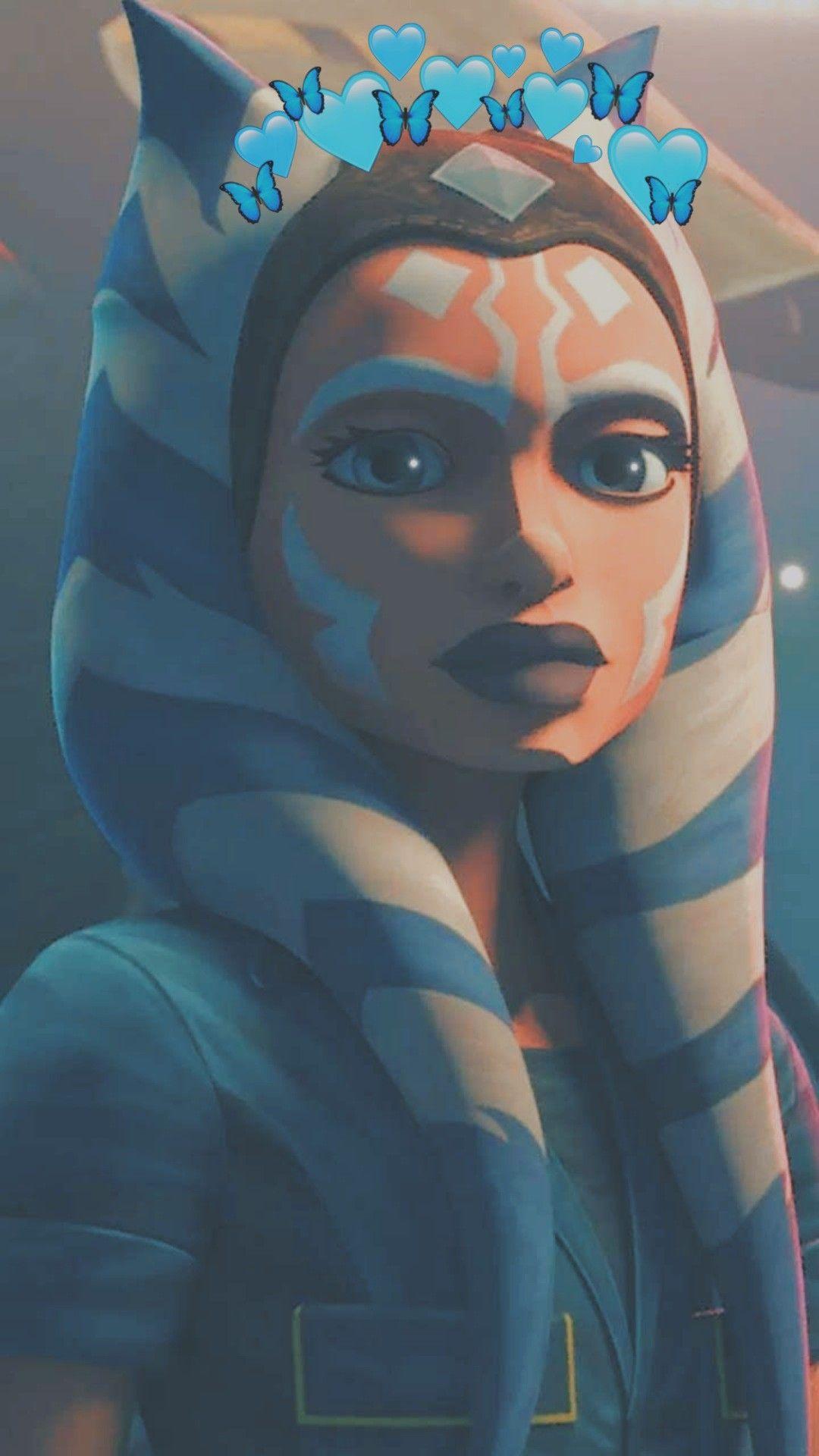 Ahsoka Tano In 2021 Star Wars Drawings Star Wars Art Star Wars Pictures