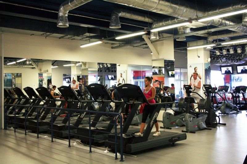 Ventilyaciya V Sport Zale Ili Fitnes Klube V Krasnodare Inventa Yug Gym Fitness Sports