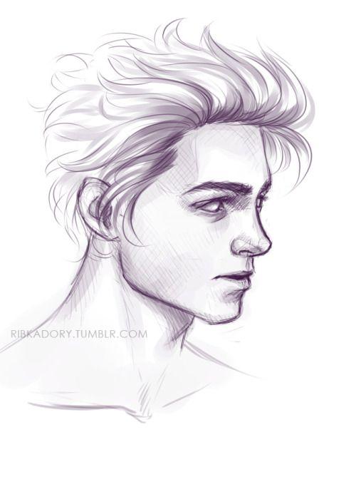 super quick sketch of nemo