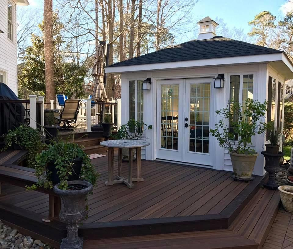 Image Result For Detached Screen Porches