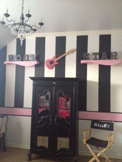 Rockstar Room Rockstar Bedroom Pinterest Room Bedrooms And