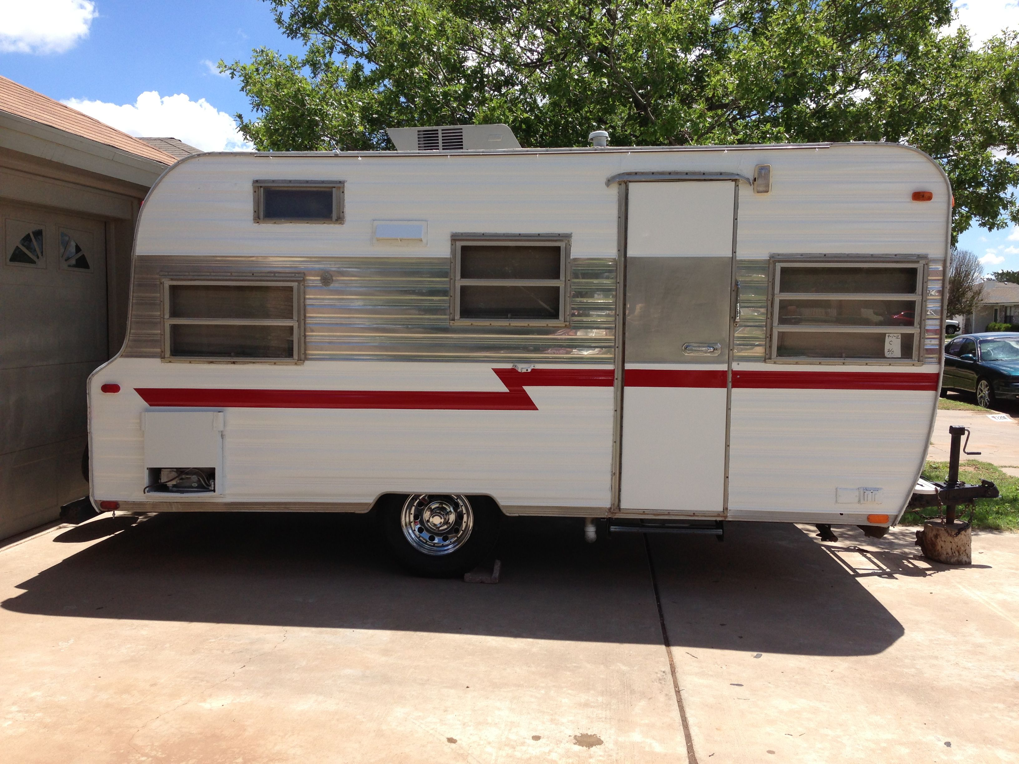 1968 Mobile Scout Moble Scout Pinterest Camping