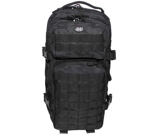 MFH US Rucksack, Assault I, night camo / mehr Infos auf: www.Guntia-Militaria-Shop.de