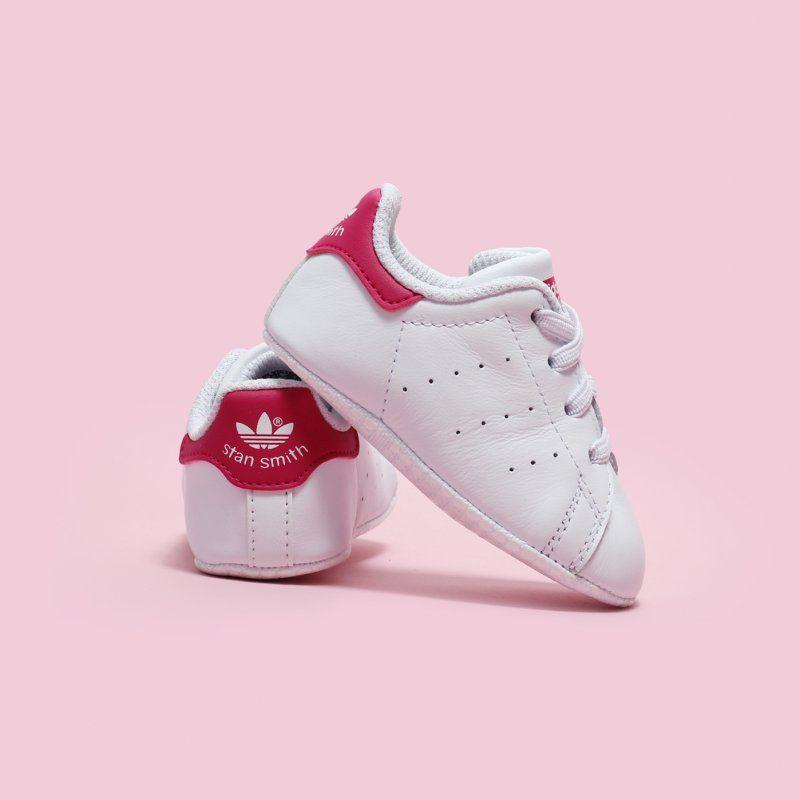 Minimecph.com - Stan Smith Crib White | Mini Me | Adidas