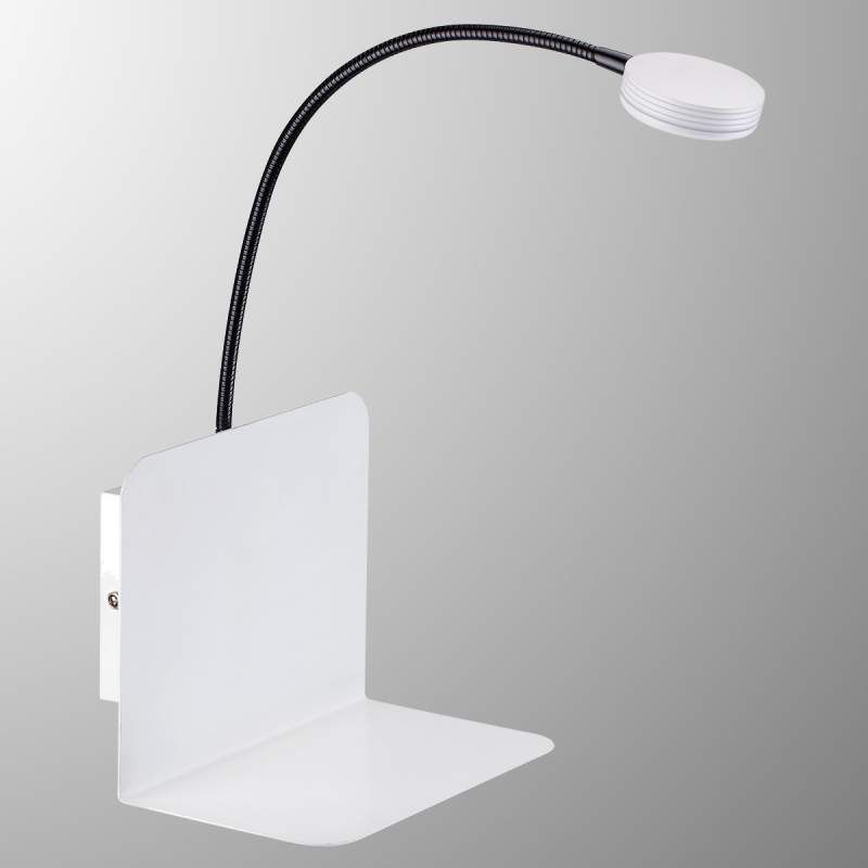 Buitenlamp Met Sensor Karwei.Led Wandlamp Arles Met Praktisch Legplank In 2019 Wandlampen