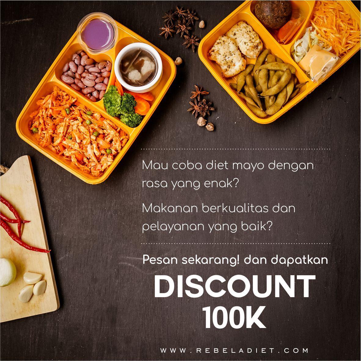 Diet Mayo Healthy Food Bisa Turunkan Berat Badan Sampai 8kg Free Delivery Free Snack Bandung Jakarta Tanggerang Makanan Penurunan Berat Badan Dan Berat Badan