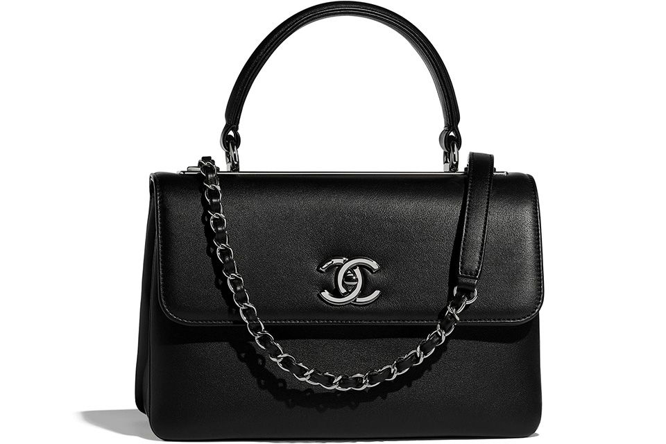 5d869cc0a08e16 The Chanel Trendy CC Bag Is Designed In Smooth Leather, More Info Here.