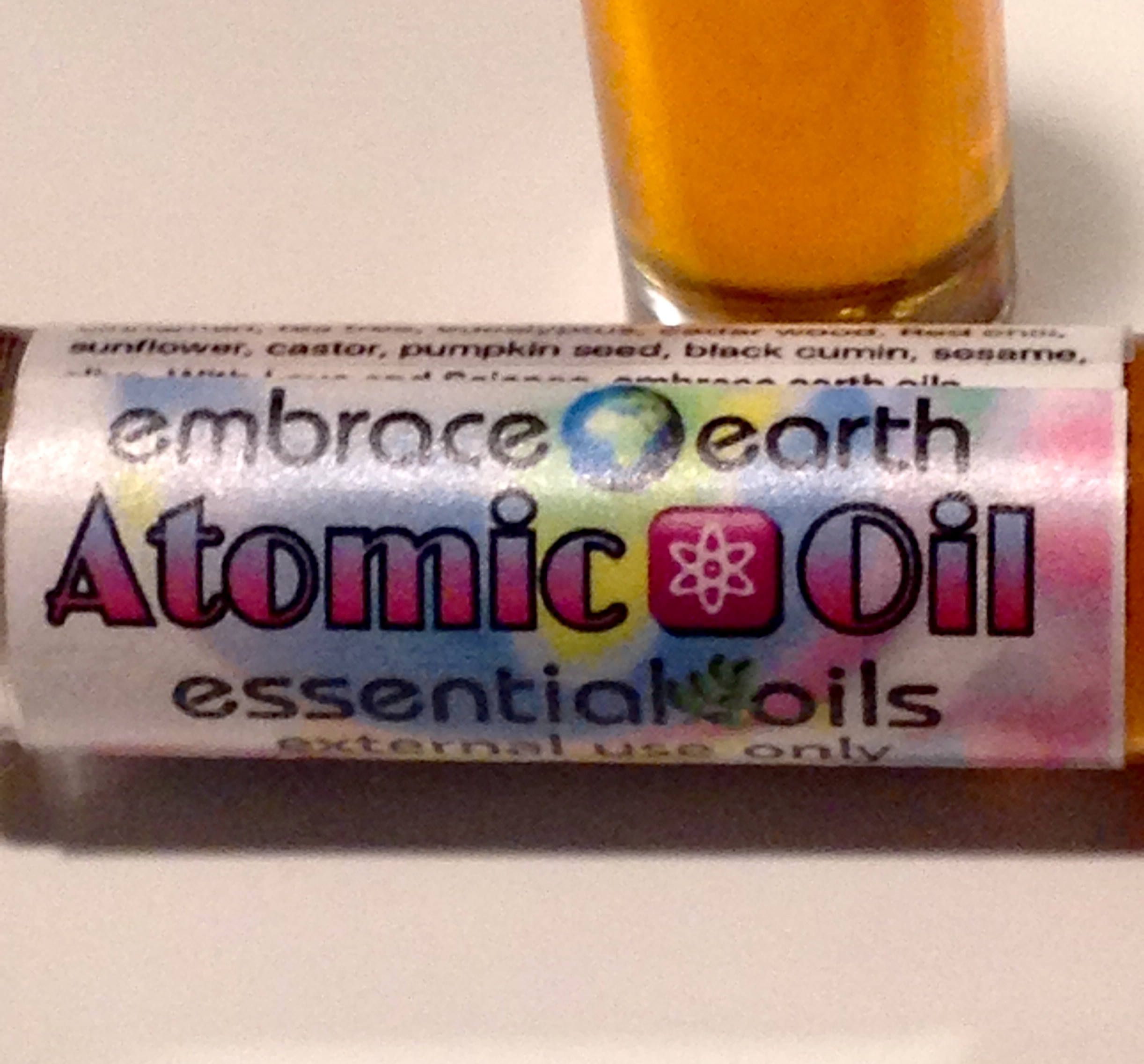Atomic Oil by EmbraceEarthOils on Etsy