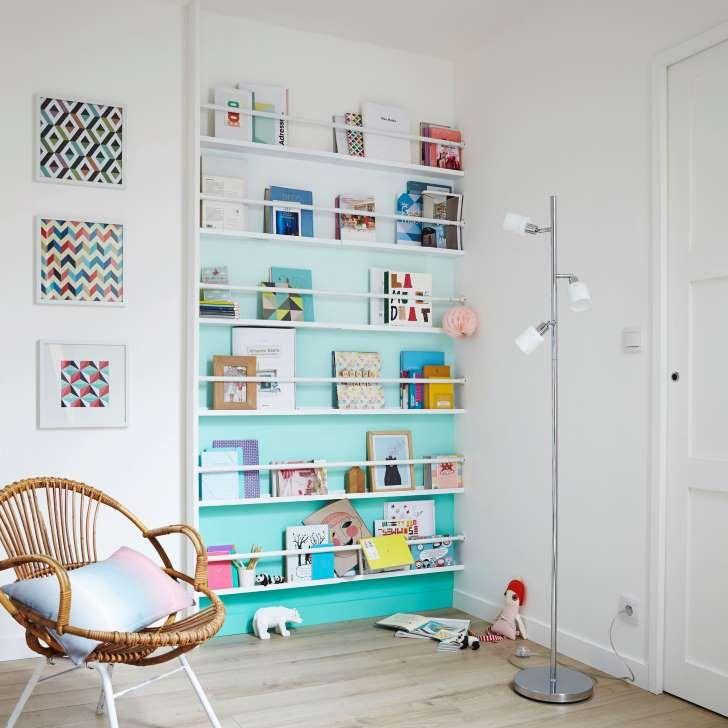 10 Idées Pour Une Bibliothèque Créative | Deco | Pinterest
