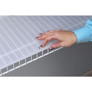 White Vinyl Shelf Liner 1126 At The Home Depot Mobile