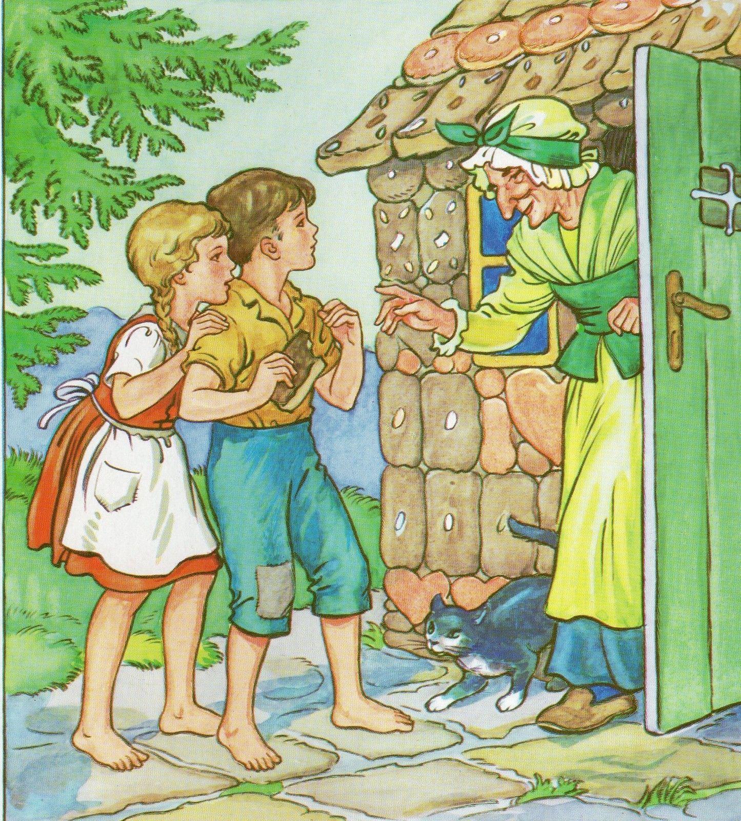 Hansel Und Gretel Schones Bilderbuch Mit 2 Marchen