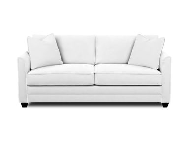 Shop For Custom Express Uph Tilly Sofa K84200 S And Other Living Room Sofas At Walter E Smithe In 11 Chicagoland L Living Room Sofa New Living Room Asheboro