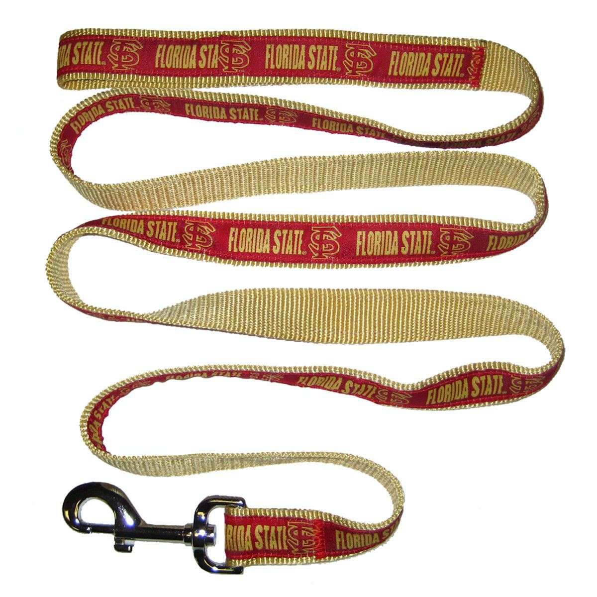 Florida State Seminoles Collar & Leash Pet leash