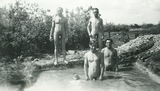 ss soldier photos naked