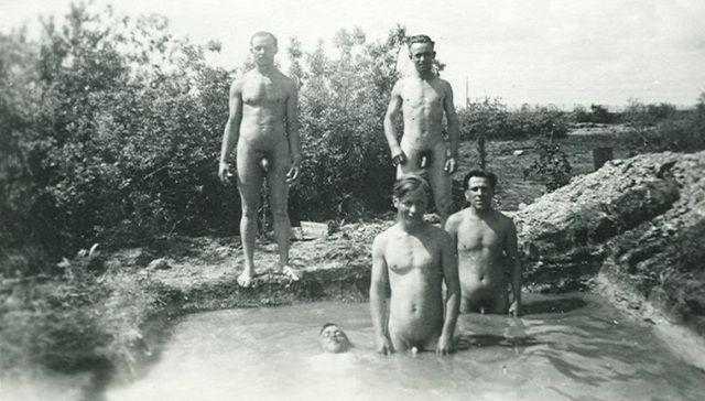 Nude germans men — 13