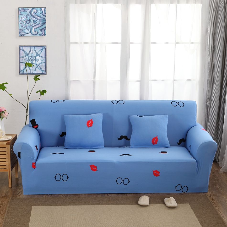 Terrific Light Blue Couch Sofa Covers For Living Room Single Double Pdpeps Interior Chair Design Pdpepsorg