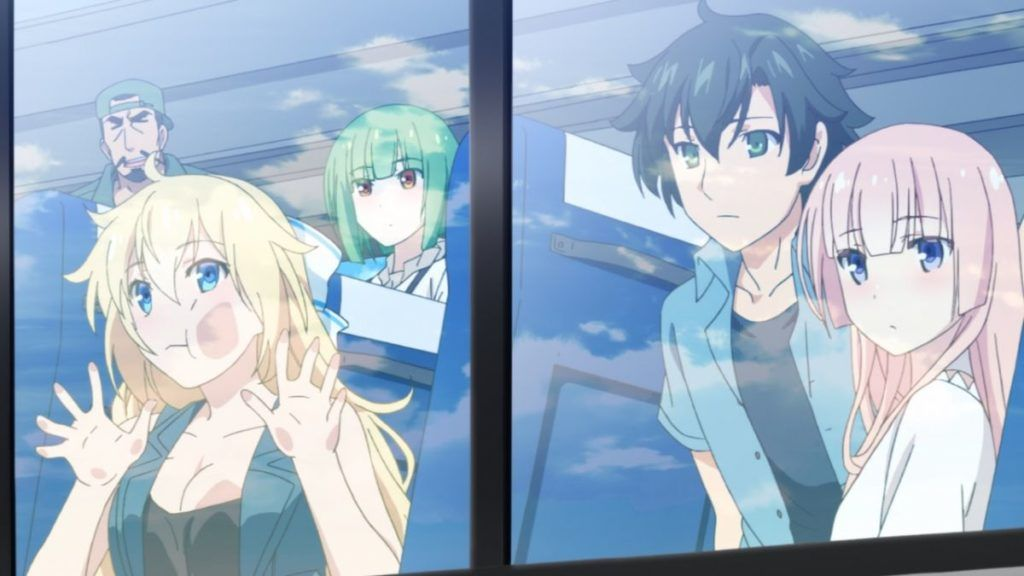 Girly Air Force Episode 10 Preview Stills And Synopsis Manga