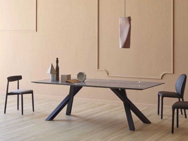 Tavolo In ~ Gustave tavolo in ceramica
