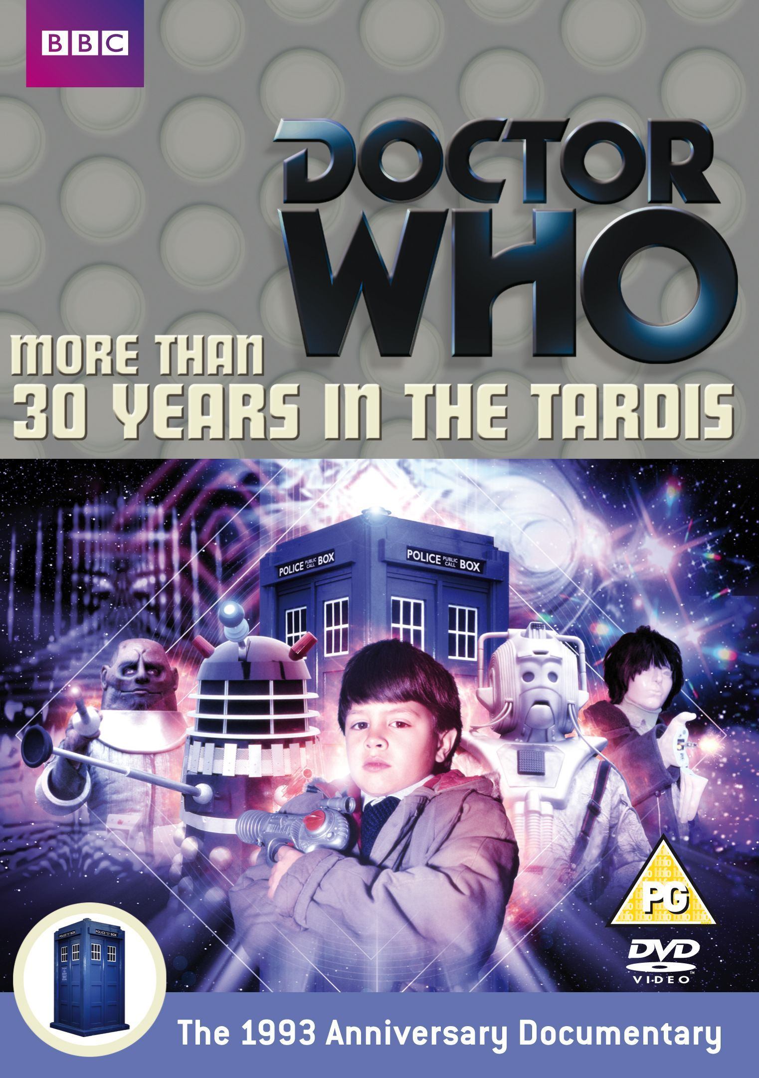 Doctor Who - More Than 30 Years in the Tardis