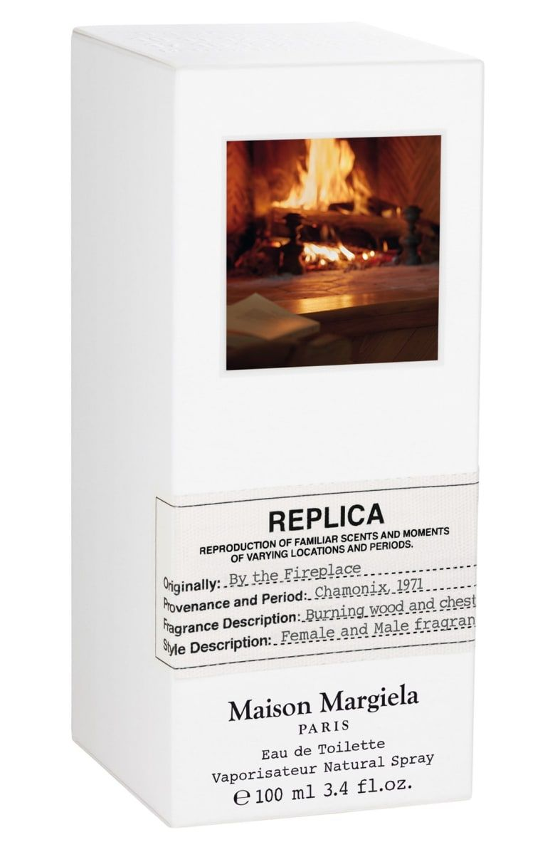 Maison Margiela Replica By The Fireplace Fragrance Margiela