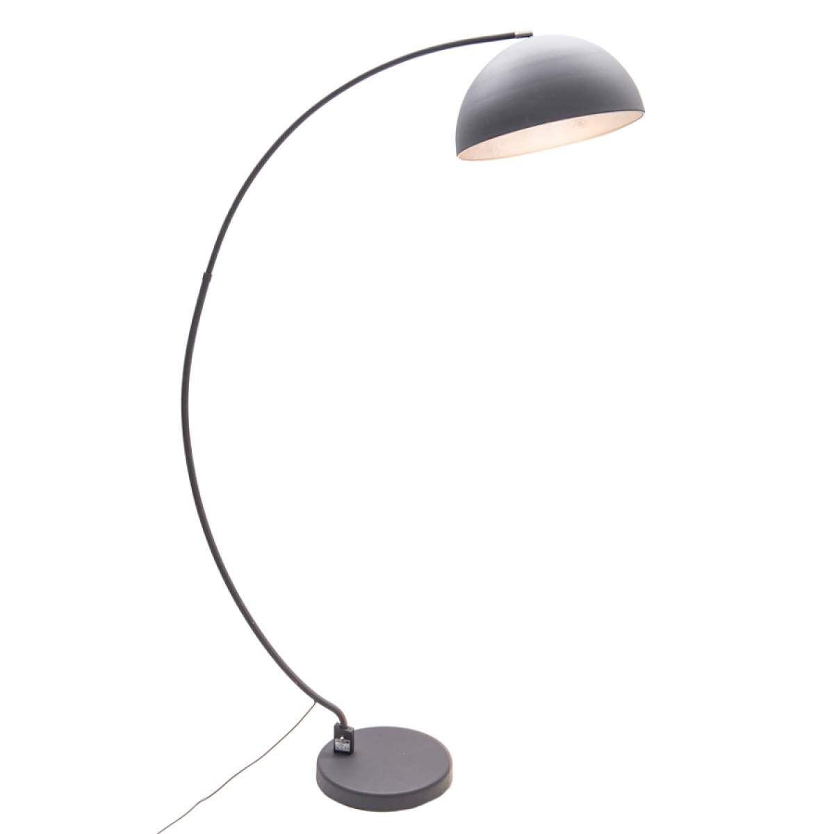 Gebogene Stehlampe Silver Sun Stehlampe Lampen Und Aussenleuchten