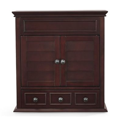 Crosley Lydia Medicine Cabinet Cabinet Tall Cabinet Storage Bathroom Storage