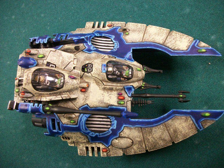Imperator Guides: Eldar Tactica - Heavy Support Part I