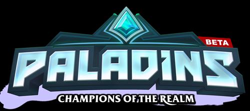 Paladin S Logo Paladin Paladins Champions Game Logo