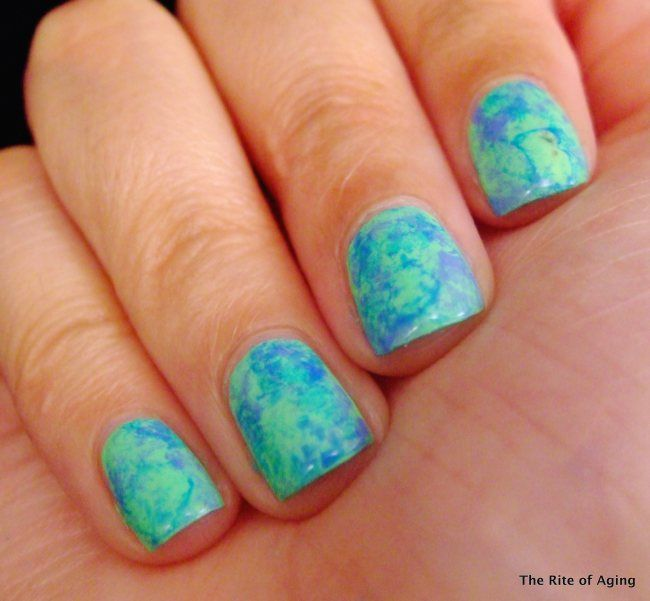 FingerFood's Themed Weeks: Cartoon Nails