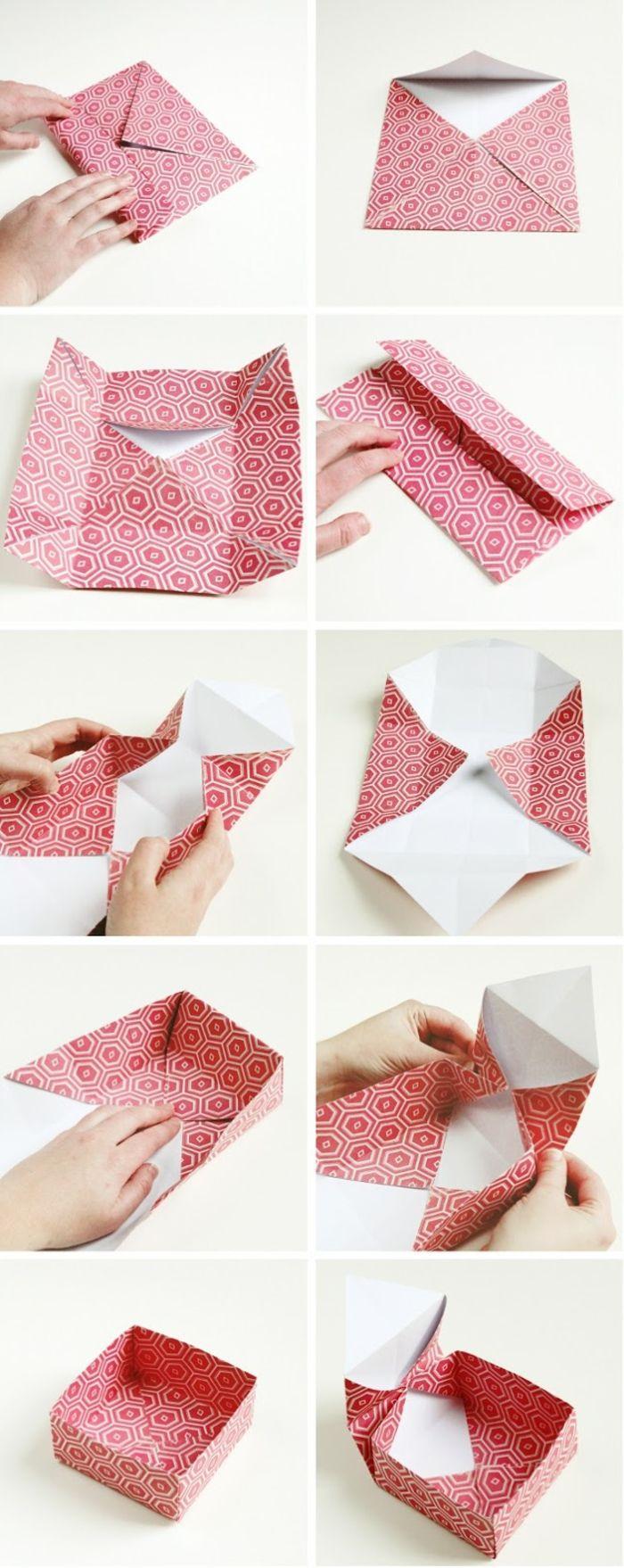 1001 Idees Comment Faire Une Boite En Papier Kids Origami