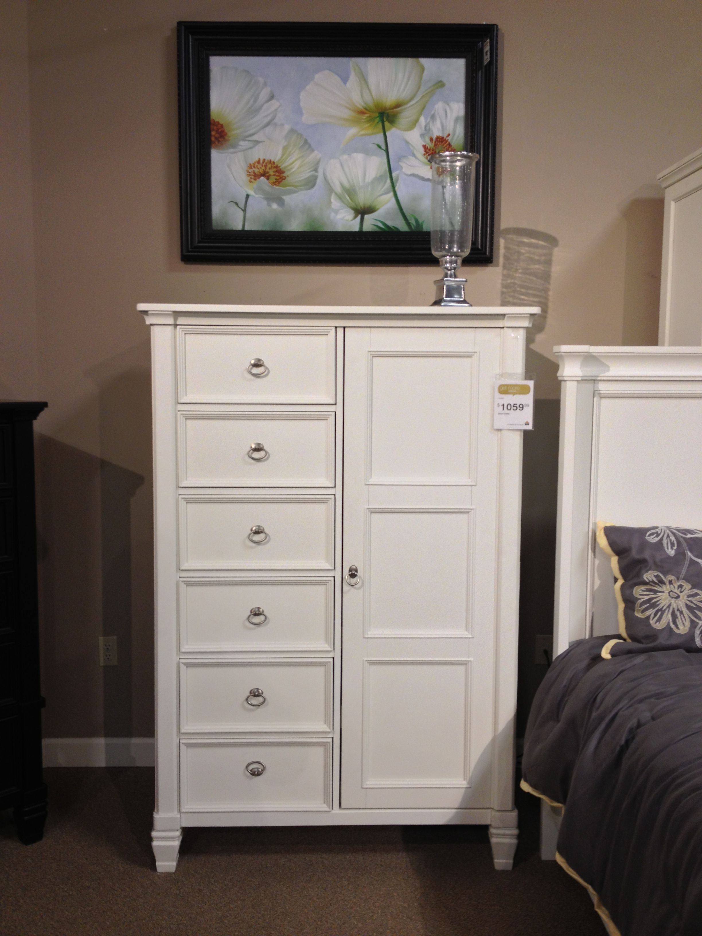 Prentice Door #Chest At Ashley #Furniture In #TriCities