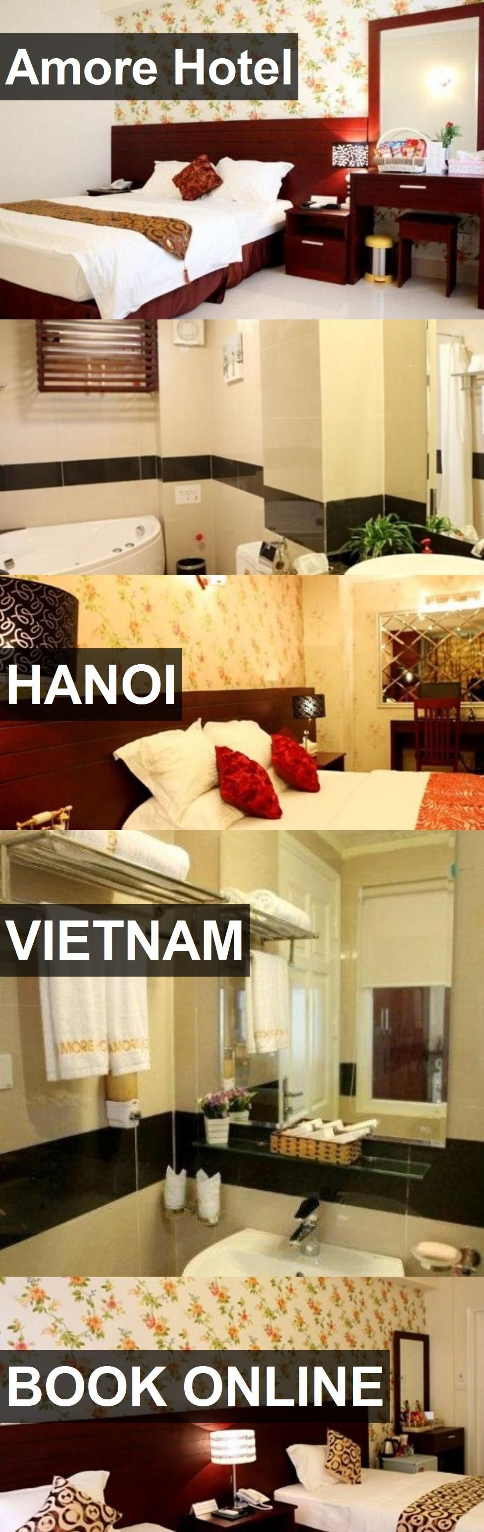 Amore Hotel in Hanoi, Vietnam. For more information, photos, reviews and best prices please follow the link. #Vietnam #Hanoi #travel #vacation #hotel