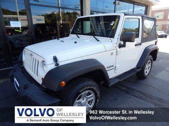 Volvo Of Wellesley >> Used 2010 Jeep Wrangler For Sale   Wellesley MA 781.235 ...