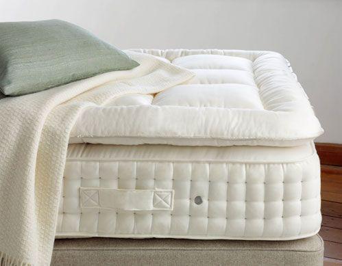 Matras Memory Foam : Matras shetland superb merk vispring topdekmatras dream wol