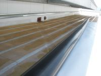 Heated Membrane Roof Membrane Roof Metal Roof Radiant Heat