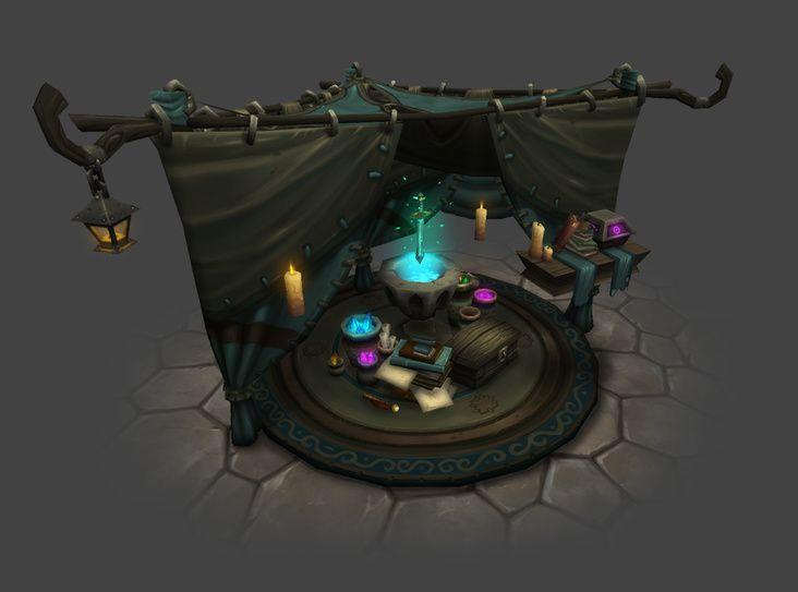 Искусство создания сооружений: гарнизон / World of Warcraft   MMOBoom.ru