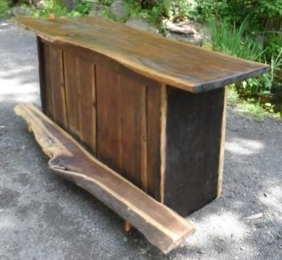 Ordinaire Custom Wet Bars   Live Edge Wood Slabs | Live Edge Wood, Wood Bars And Bar