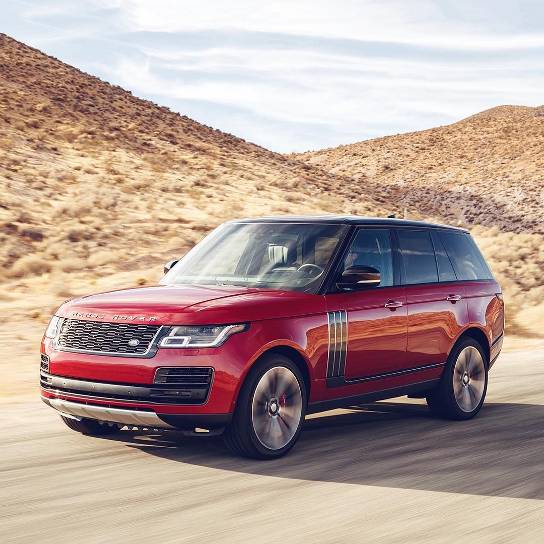 Pin By Ivan Abraham On Rr Chronicles Range Rover Sv New Range
