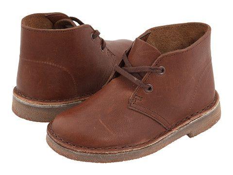Clarks Kids Desert Boot (Toddler