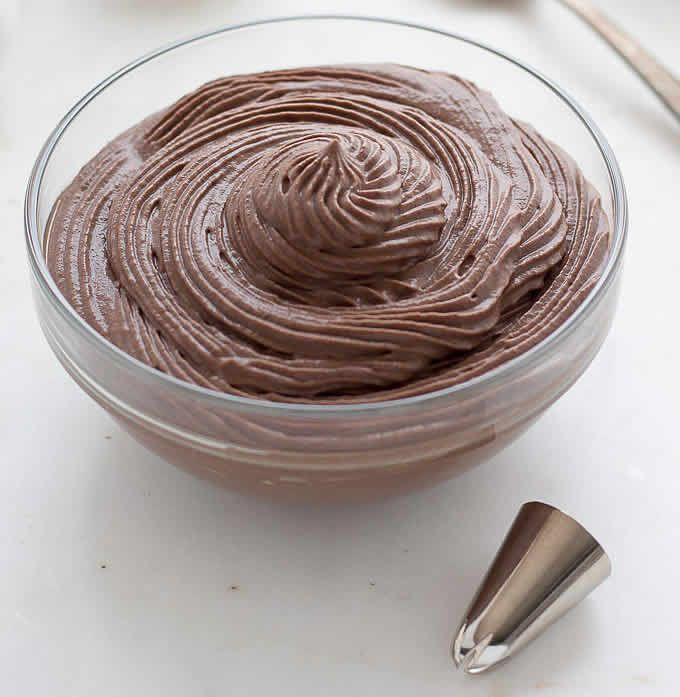 Cr me p tissi re au chocolat avec thermomix recette - Cuisiner tous les jours avec thermomix ...