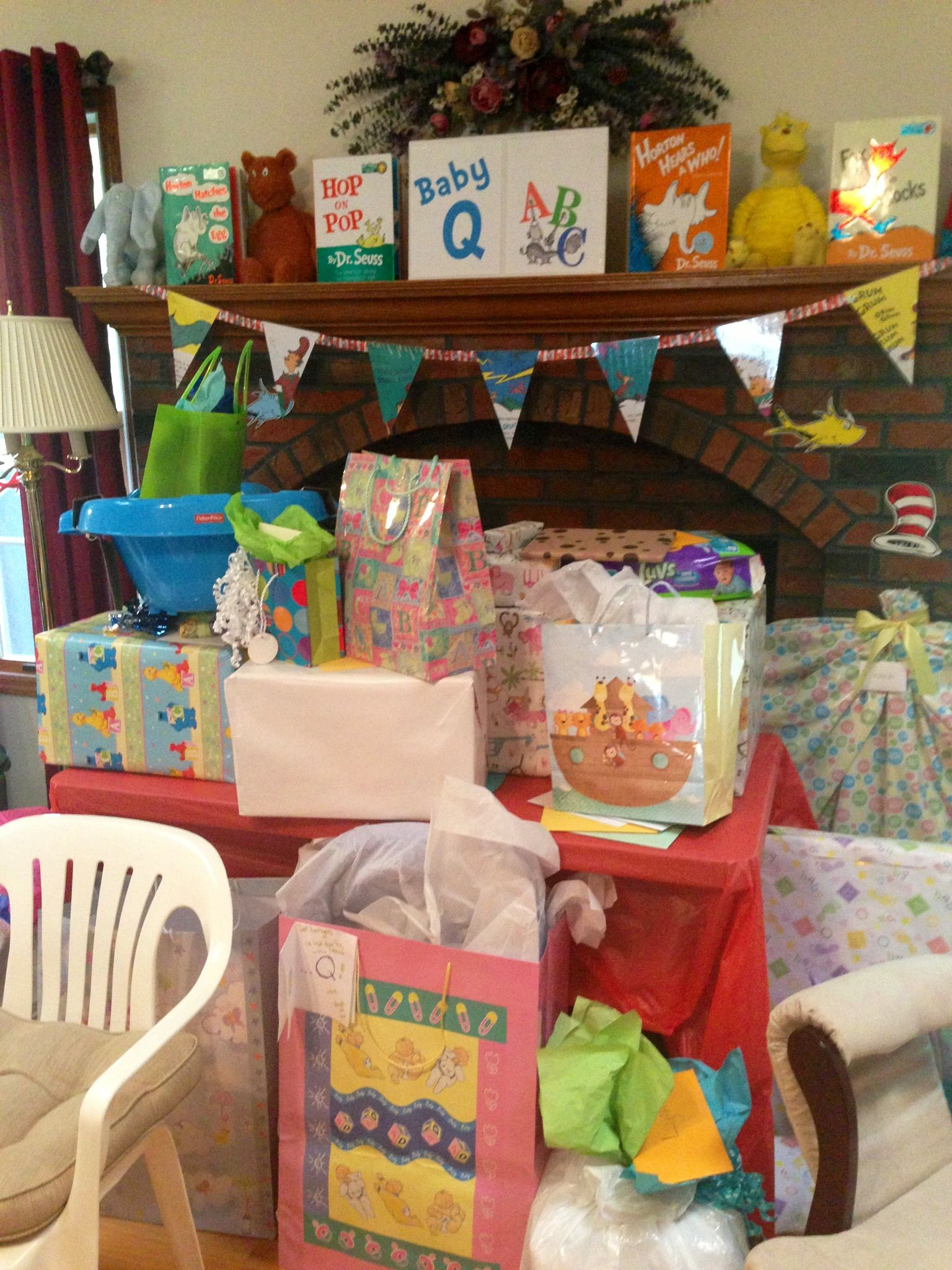 Baby Shower Dr Seuss Gallery Baby Shower Ideas