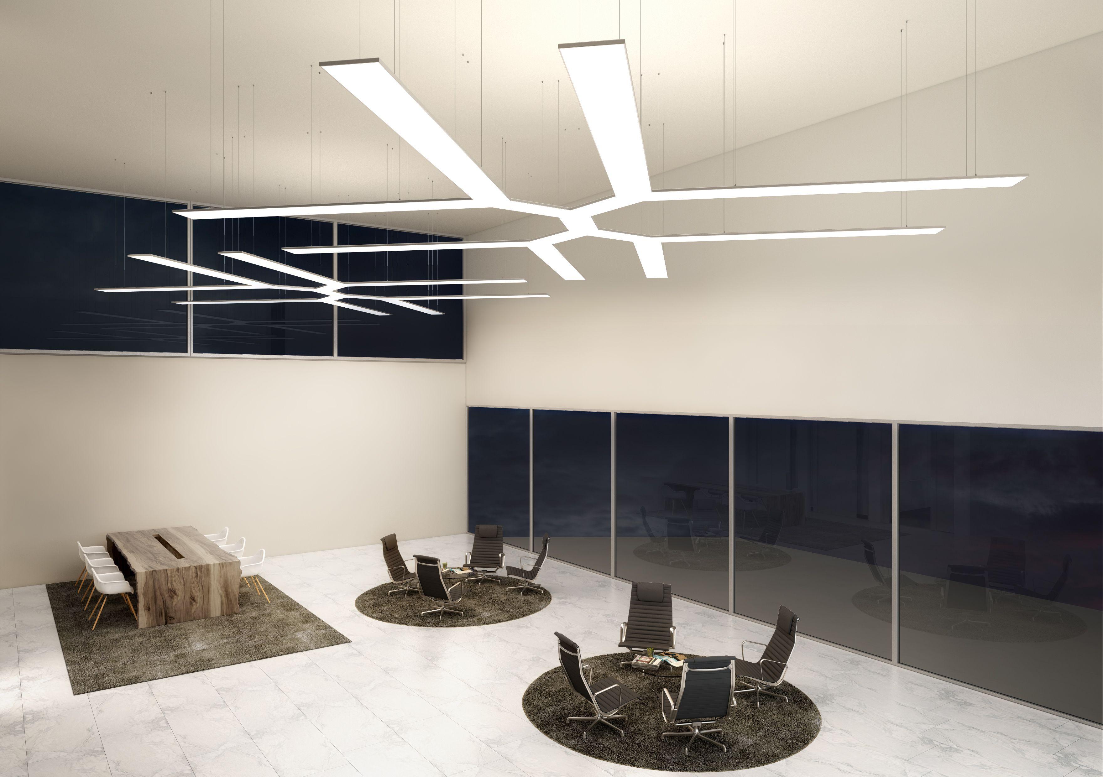 CompoSe | Ceilings, Walls and Lights