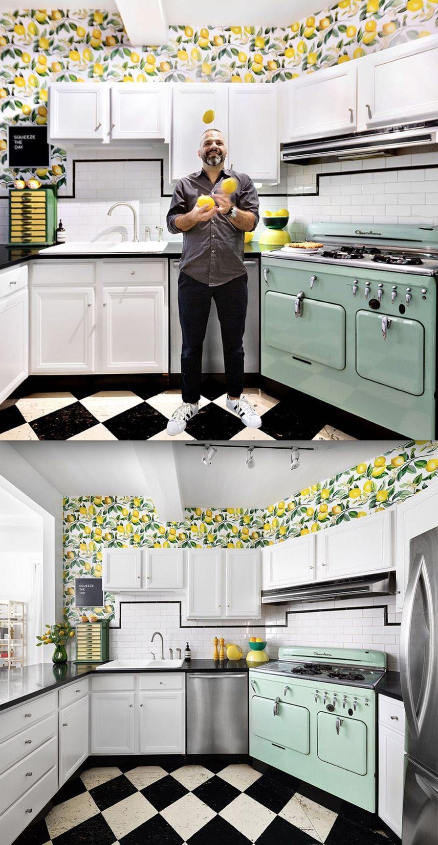 Lemon Zest Peel And Stick Wallpaper Peel And Stick Wallpaper Room Visualizer Dorm Furniture