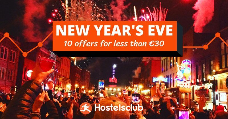 New Year S Eve 2019 10 Offers For Less Than 30 Per Night