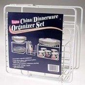 China and Dinnerware Organizer Set