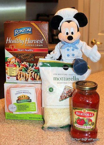 Disney World Mama Melrose Chicken Parm Recipe And Step By Step Photo